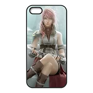 iPhone 5 5s Cell Phone Case Black Final Fantasy
