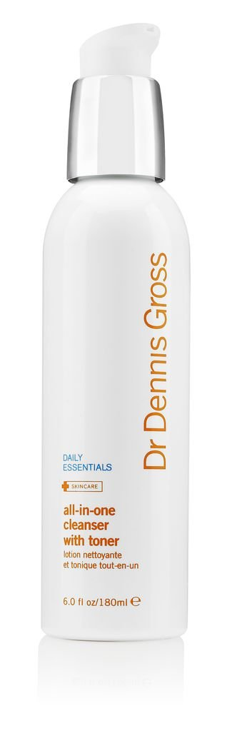 Dr. Dennis Gross Skincare All-In-One Cleanser with Toner, 6 fl. oz.