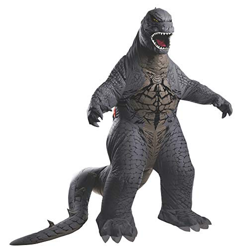 Rubie's Men's Godzilla King of The Monsters Adult Inflatable Costume, As As Shown, One Size -