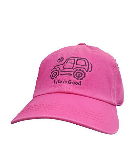 Life is Good Chill Cap Native ATV - Pop Pink