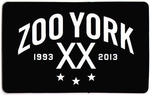 Zoo York Stickers - 5