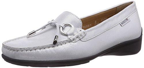 Mephisto NAOMI LIZ 2330 Damen Mokassin Weiß (WHITE)