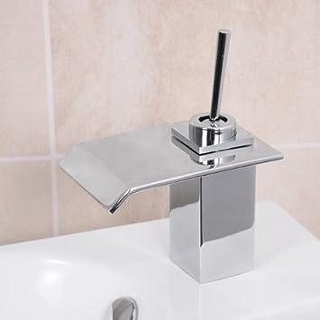 Design Wasserhahn Bad Armatur Amazonde Baumarkt