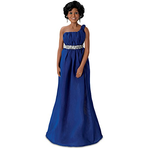 (The Ashton-Drake Galleries Michelle Obama 2010 State Dinner Fashion Doll Part Of The First Lady Of Fashion Collection)