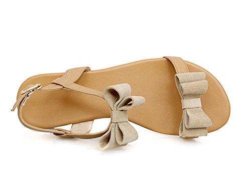 Insun Insun Damen Sandalen Damen Sandalen Damen Aprikose Insun Aprikose Sandalen Insun Aprikose Sandalen Sandalen Damen Insun Aprikose Damen v8AUBqqnx