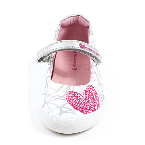 Alegrete la Fille de Prada Babies Blanc Agatha Ruiz PqHvII