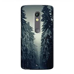 Cover It Up - Lonely Forest Moto X Play Hard case