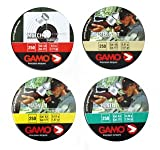 GAMO Assorted .177 Caliber Pellets (Combo Pack of 1000), Outdoor Stuffs