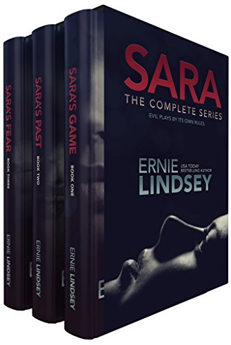 SARA: The Complete Thriller Series cover