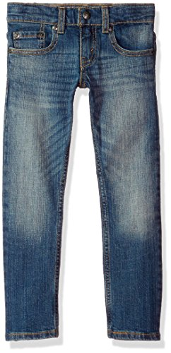Signature by Levi Strauss & Co. Gold Label Little Boys' Skinny Fit Jeans, Shark Fin, 7