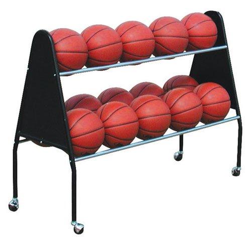 15 Basketball Ball Cart