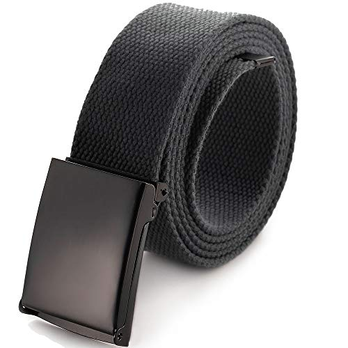 (Cut To Fit Canvas Web Belt Size Up to 52