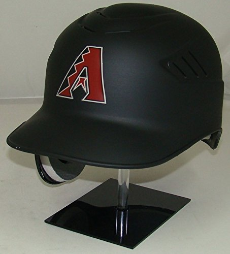 Left Handed Batting Helmet - 6