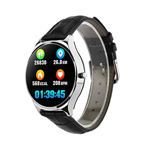 Price comparison product image Mollikar Smart Watch,  iOS Android smartwatch Heart Rate Blood Pressure Sleep Monitoring Smart Watch, CJ69 Sport Smart Watch Blood Pressure Heart Rate Monitor for iOS Android
