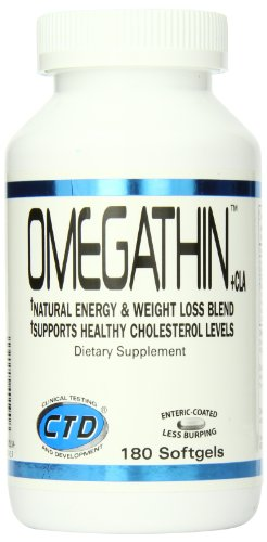 CTD Labs Omegathin Softgels, 180 граф