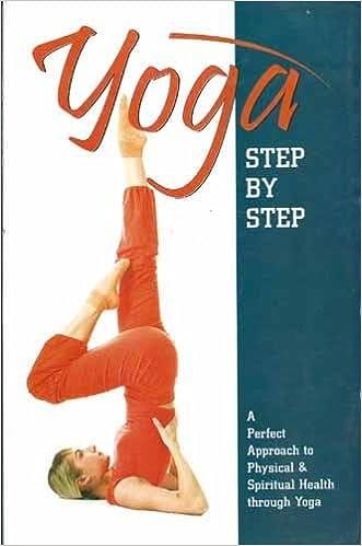 Yoga step by step: RPH Editorial Board: 9788178123745 ...
