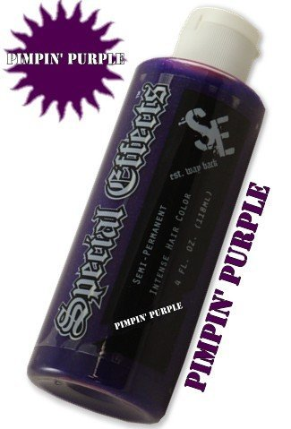 Special Effects Hair Dye -Pimpin' Purple #14 by Special Effects for $<!--$17.00-->