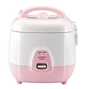 Amazon.com: Cuckoo CR-0631 Rice Cooker, 3 Liters / 3.2