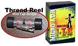 Micro Invisible Thread Retractor - Mini Cap Design