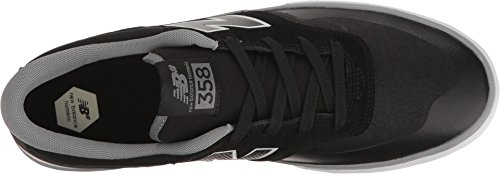 New Balance Numeric Arto 358 Black/White Shoe SYICpf