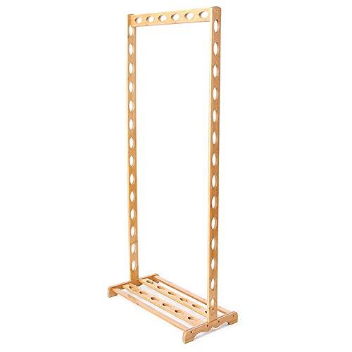 LIANGJUN Floor Standing Coat Rack Hat Stand Hanger Frame Ova