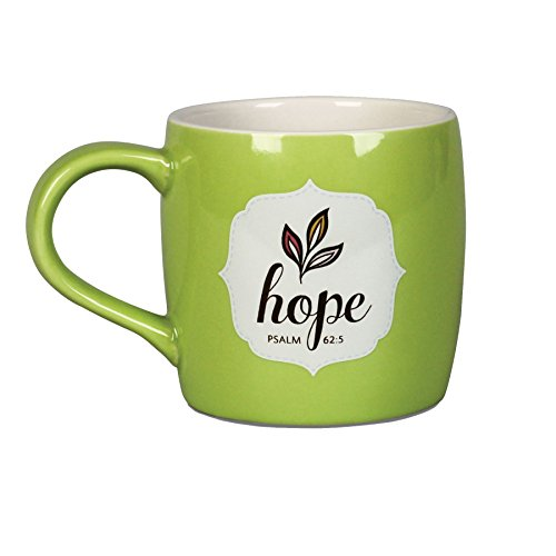 Lighthouse Christian Products Scripture Ceramic