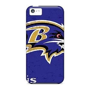linJUN FENGDefender Cases For iphone 6 4.7 inch, Baltimore Ravens Pattern