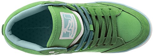 Drunknmunky sneaker Boston classic 118 green/mineral nr.39