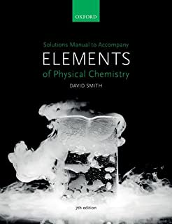 Solutions manual for elements of physical chemistry peter atkins us solutions manual to accompany elements of physical chemistry 7e fandeluxe Choice Image