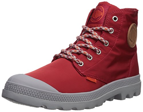 Palladium Unisex Puddle Ankle Boot Red