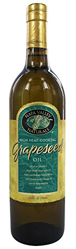 Napa Valley Naturals - Grapeseed Oil - 25.4 oz Make Grape Seed Oil