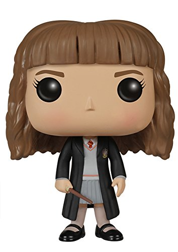 Funko Pop!- 5860 Hermione Granger Figura de Vinilo, coleccion de Pop, seria Harry Potter, Multicolor