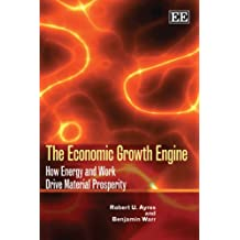 The Economic Growth Engine: How Energy and Work Drive Material Prosperity