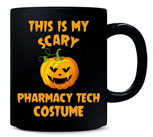 This Is My Scary Pharmacy Tech Costume Halloween