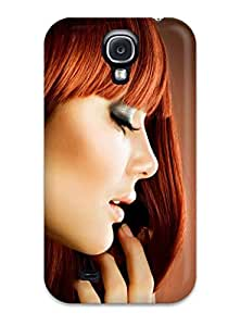 New Babe Women Tpu Skin Case Compatible With Galaxy S4