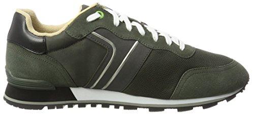 nymx GREEN Verde Parkour Ginnastica 10191435 Scarpe Runn Basse da Uomo BOSS Green Dark 01 ZCUxtqqn