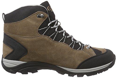 Bruetting Mount Bona High - botas de senderismo de piel mujer Marrón (BRAUN)