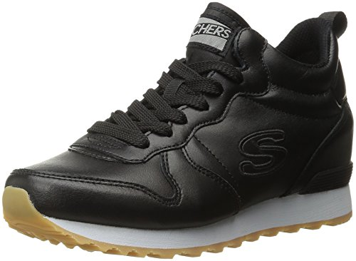 ZAPATILLA SKECHERS 128 BLK NEGRO Black