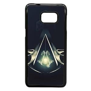 Samsung Galaxy S6 Edge Plus case (TPU), assassins creed Cell phone case Black for Samsung Galaxy S6 Edge Plus - FFFG4160142