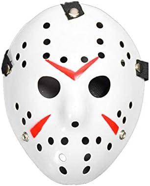 Halloween Jason Mask Cartoon.Cartoon Terror Halloween Cosplay Horror Jason Mask Party Festive
