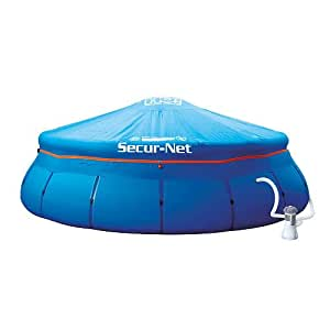 18 Foot Secur Net Child Safe Pool Cover For