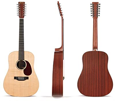 Martin D12X1AE 12-String Acoustic-Electric Guitar