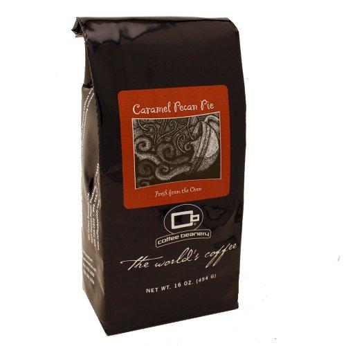 Coffee Beanery Caramel Pecan Pie 8 oz. (Whole