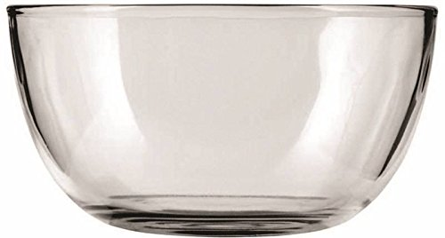 Anchor Hocking 0533844 Plate Round Salad 8in Presence - Case of 4