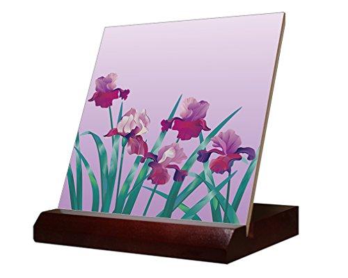Iris Ceramic Tile - 8