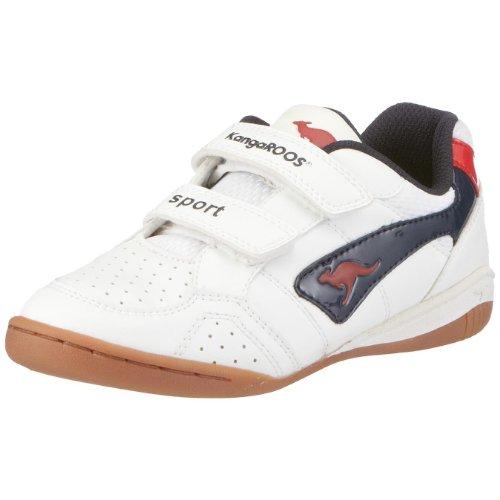 KangaROOS Strike-V 10881/045 - Zapatillas de deporte para niños Blanco