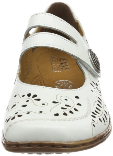 Jenny Rhodos-Ang 22-52723 Women's Classic Loafer White - White y6pPja