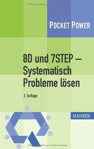 8D und 7STEP - Systematisch Probleme lösen von Berndt Jung (6. Juni 2013) Gebundene Ausgabe thumbnail