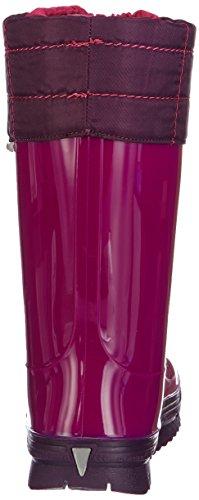 Romika RomiKids Cosmos Halbschaft Gummistiefel Pink (fuchsia-aubergine 481)