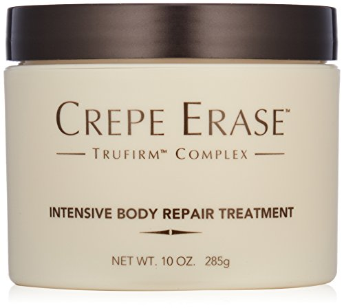 Crepe Erase – Intensive Body Repair Treatment – Smoothing Moisturizer – Shea Butter and Vitamin E for Dry Skin and TruFirm Complex – 10 Ounces – CS0054